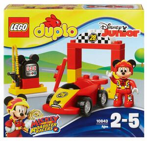 Lego Duplo Mickys Rennwagen