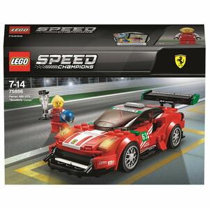 """Lego Speed Champions Ferrari 488 GT3 """"Scuderia Corsa"""""""