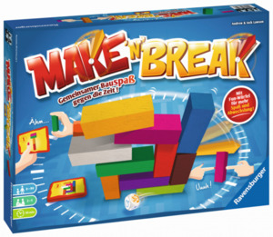 Ravensburger Make 'N' Break