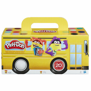 Play-Doh Mega Pack - Farbenset