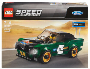 Lego Speed Champions 1908 Ford Mustang Fastback