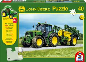 """Schmidt Spiele Puzzle """"John Deere Traktor"""""""