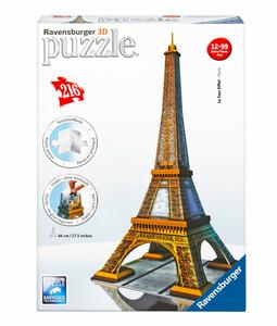 Ravensburger 3D Puzzle, Eiffelturm