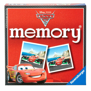 Ravensburger Mini Memory, Cars
