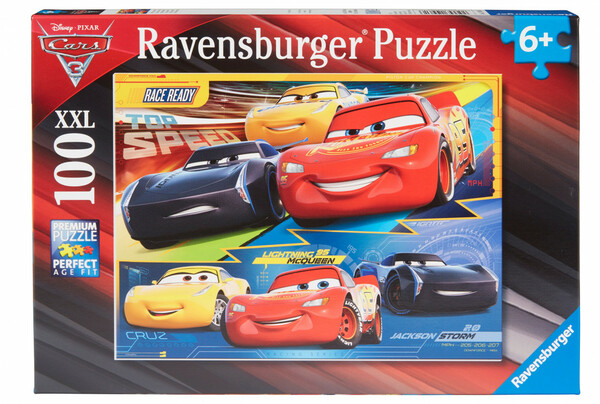 "Ravensburger Puzzle ""Cars 3"" - Vollgas!"