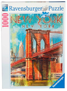 Ravensburger Puzzle Retro New York