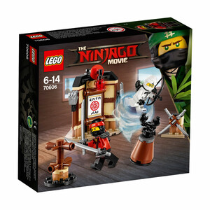 Lego Ninja Movie Spinjitzu-Training