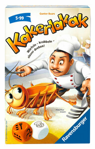 Ravensburger Kakerlakak - Reisespiel