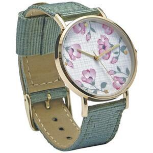 IDEENWELT Armbanduhr grün