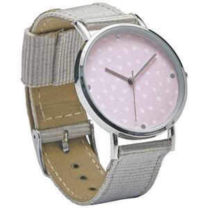 IDEENWELT Armbanduhr beige