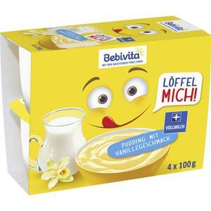 Bebivita Löffel mich! Pudding mit Vanillegeschmack 3.48 EUR/1 kg