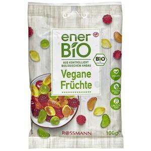 enerBiO vegane Früchte