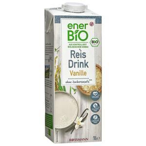enerBiO Reis Drink Vanille