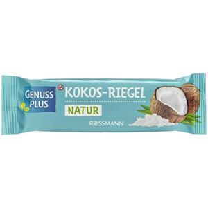 GENUSS PLUS Kokos-Riegel Natur 1.98 EUR/100 g