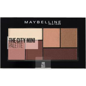 Maybelline New York The City Mini Palette 480 Matte about town
