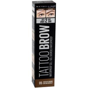 Maybelline New York Tattoo Brow waterproof Gel 05 CHOCOLATE BROWN