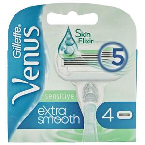 Gillette Venus sensitive extra smooth Rasierklingen