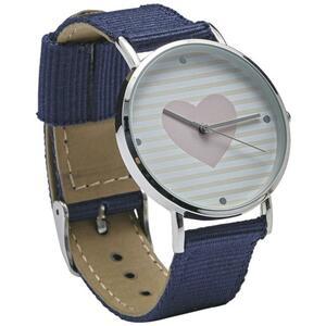 IDEENWELT Armbanduhr blau