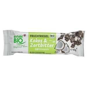 enerBiO Fruchtriegel Kokos & Zartbitter 2.48 EUR/100 g