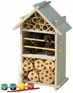dobar Insektenhotel Bausatz zum selber Bauen