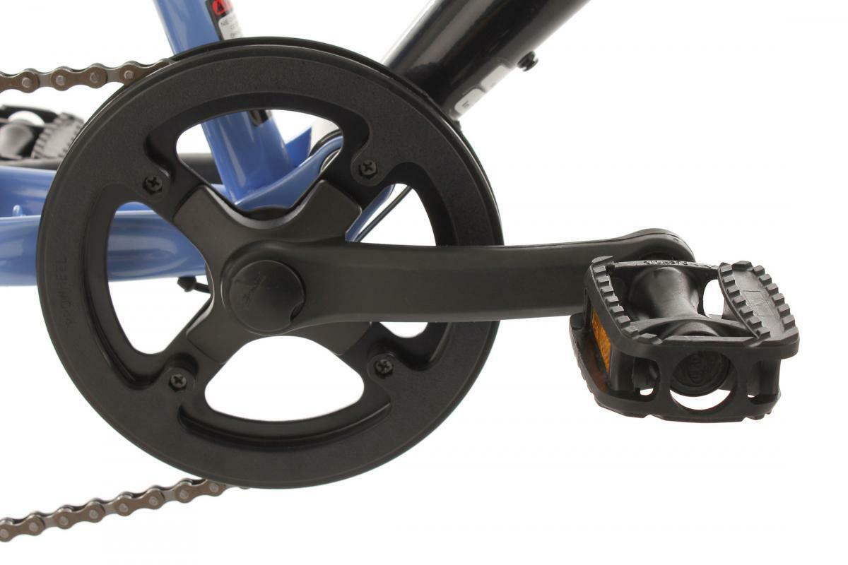 """Bild 5 von KS Cycling Kinderfahrrad Mountainbike Fully 20"""" Zodiac schwarz-blau"""