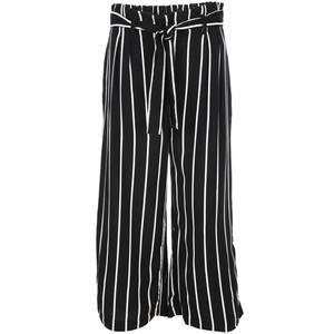 Damen Hose mit Streifen