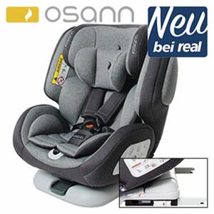 Kindersitz one360 Klasse 0+ bis 3, der mitwachsende Kindersitz für alle Altersklassen