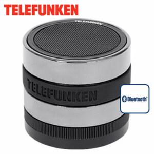 Bluetooth®-Lautsprecher BS1002 • Metallgehäuse • bis zu 9 h Musikwiedergabe • integr. Lithium-Akku • inkl. Micro-USB-Kabel