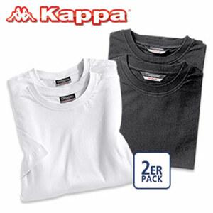 Doppelpack-T-Shirts, 2er-Pack, je
