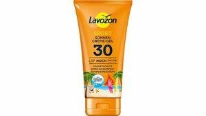 LAVOZON SPORT Sonnencreme-Gel LSF 30