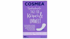 Cosmea® Slipeinlagen, Extra Lang, 40 Stück