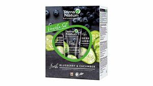 Terra Naturi Blueberry & Cucumber Set