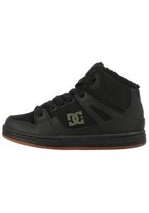 DC Pure Ht Winter - Sneaker für Jungs - Schwarz
