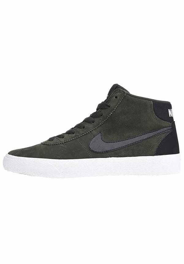 NIKE SB Bruin Hi - Sneaker für Damen - Grün