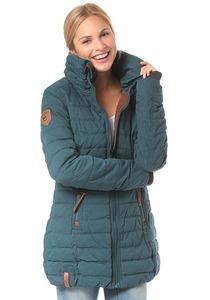 NAKETANO Mutationshintergrund - Mantel für Damen - Grün