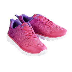 Turnschuhe in pink