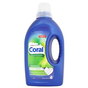 Coral Flüssig-Waschmittel 1,12 Liter