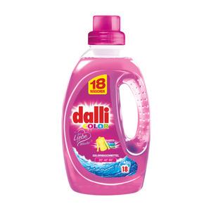 Dalli Flüssiges Colorwaschmittel 1,35 Liter