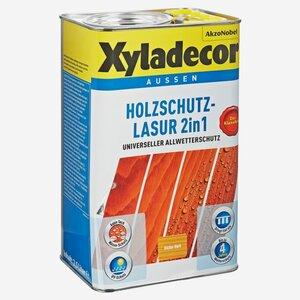 Xyladecor -              Xyladecor Holzschutzlasur 2in1 eichefarben hell 2,5 l