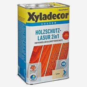 Xyladecor -              Xyladecor Holzschutzlasur 2in1 farblos 2,5 l