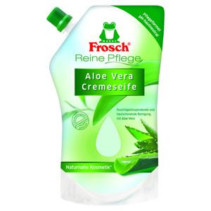 """Frosch Pflegeseife """"Reine Pflege"""" Aloe Vera 500 ml"""