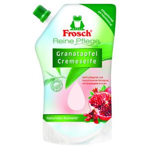 """Frosch Pflegeseife """"Reine Pflege"""" Granatapfel 500 ml"""