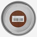 Bild 3 von toomEigenmarken -              toom Dauerschutz-Lasur palisanderfarben 2500 ml