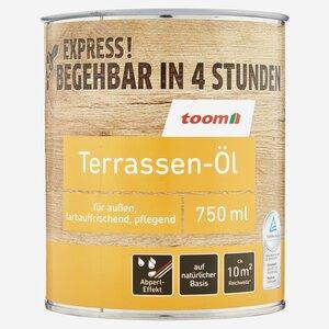 toomEigenmarken -              toom Terrassen-Öl Douglasie 750 ml