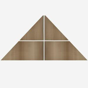 Ersatzdach-Kunststoffplatten für Pavillion