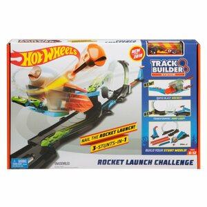 Hot Wheels Track Builder Raketenstart-Challenge