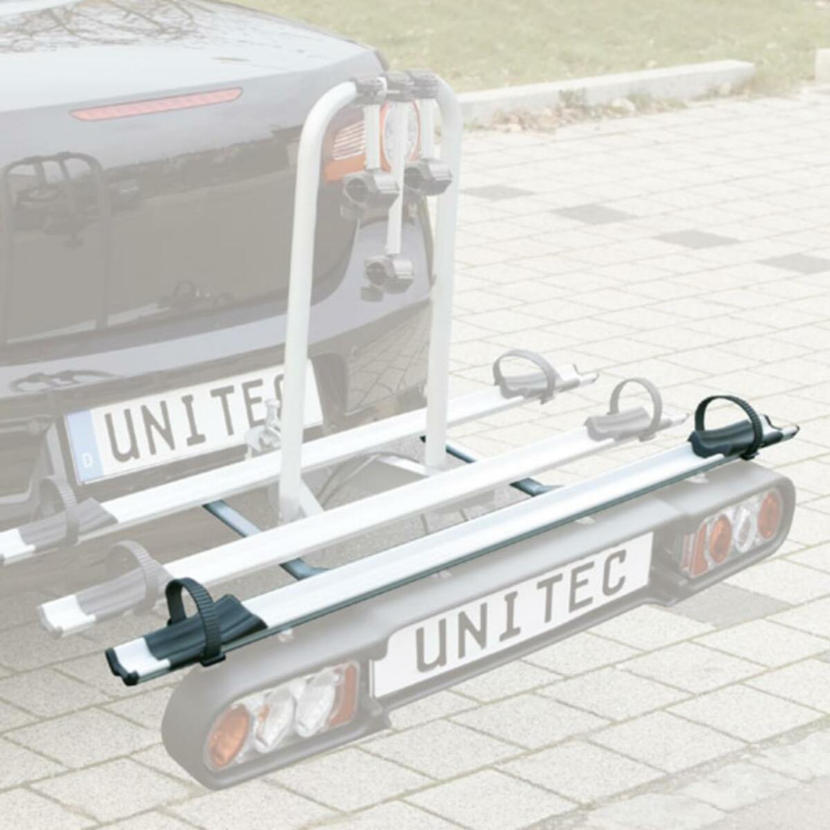 Bild 4 von Unitec Erweiterungssatz für Kupplungsträger Alu-Atlas für ein 3. Fahrrad