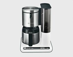 Bosch TKA8651 Themo-Kaffeeautomat Styline weiß
