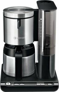 Bosch TKA8653 Styline Thermo Kaffeemaschine schwarz