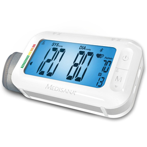 Medisana BU 575connect 2in1 Oberarm-Blutdruckmessgerät